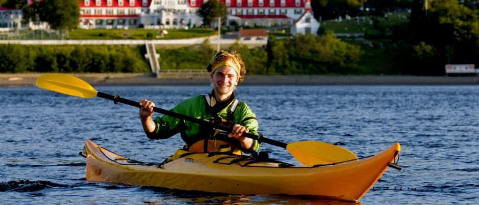 The Maritime Regions of Québec: A Sea Kayaker's Paradise