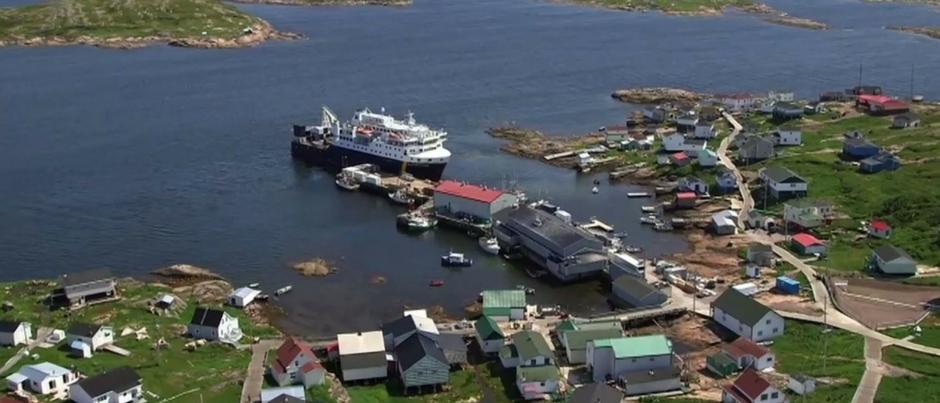 La Basse-Côte-Nord et l'île d'Anticosti vues par… le capitaine Philippe Hémart