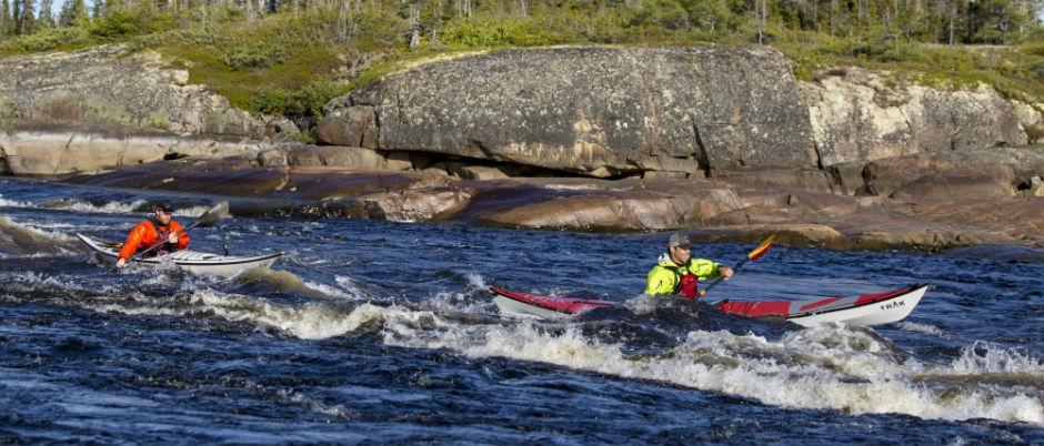 Best Sea Kayaking in Côte-Nord