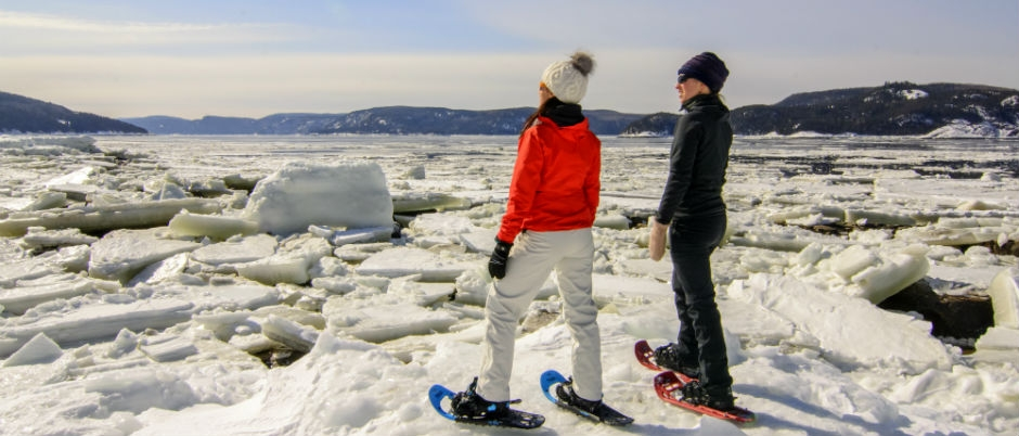 What to Do in Côte-Nord in the Winter