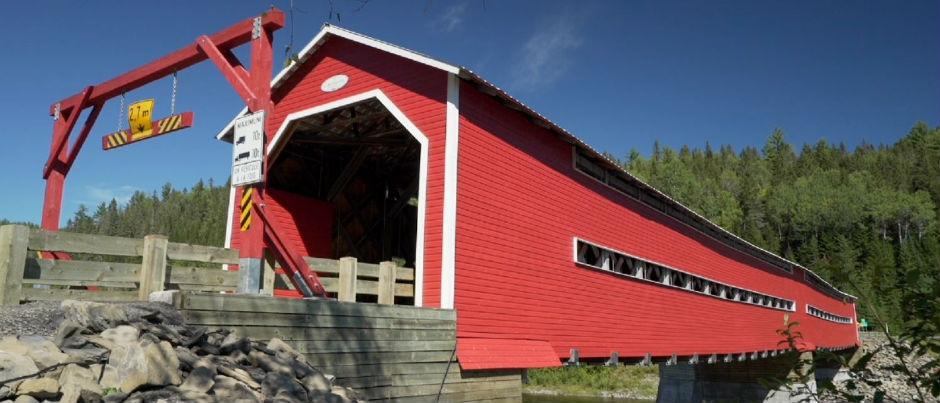 Le tour de la Gaspésie en 5 étapes - Étape 1 sur 5