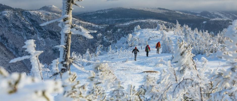 Gaspésie : Quoi faire en hiver?