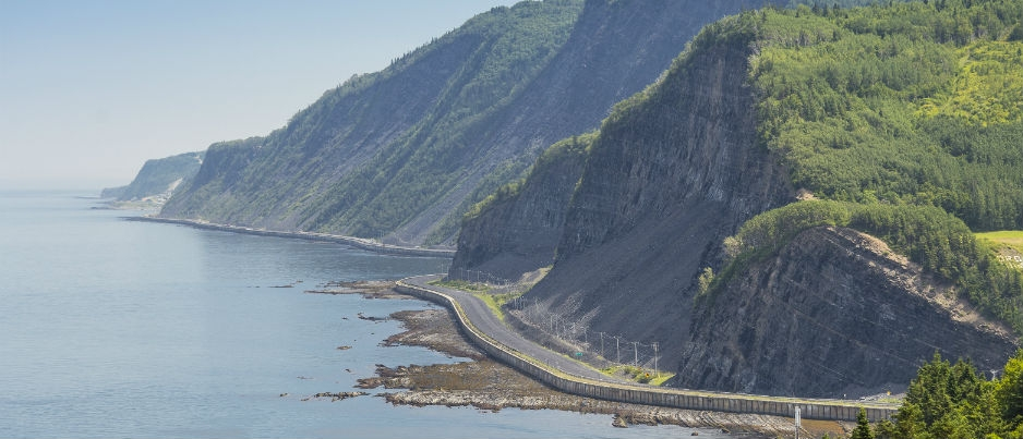 Le tour de la Gaspésie en 5 étapes
