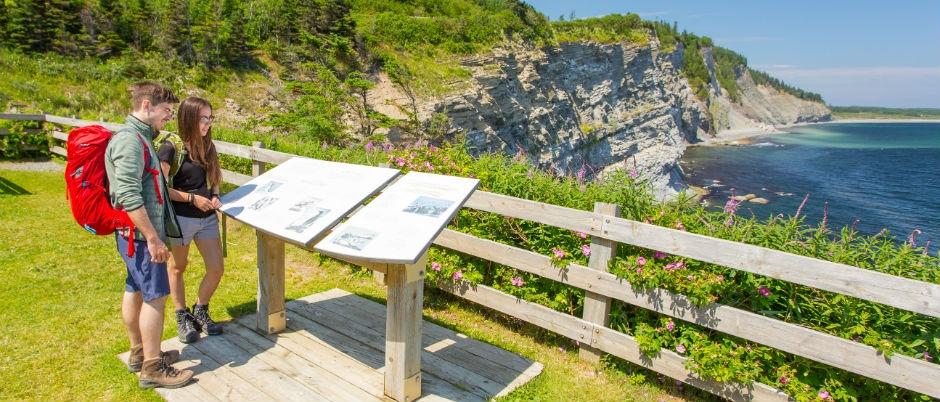 Les parcs nationaux et sites naturels côtiers à ne pas manquer dans l'est du Québec