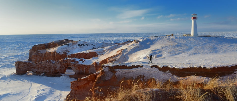 What to Do in the Îles de la Madeleine in the Winter