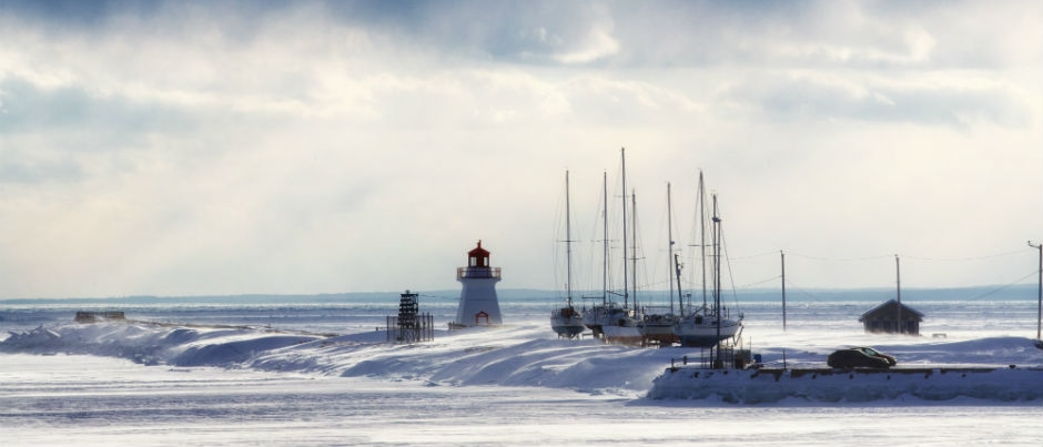 3 Good Reasons to Visit the Maritime Regions of Québec in the Winter