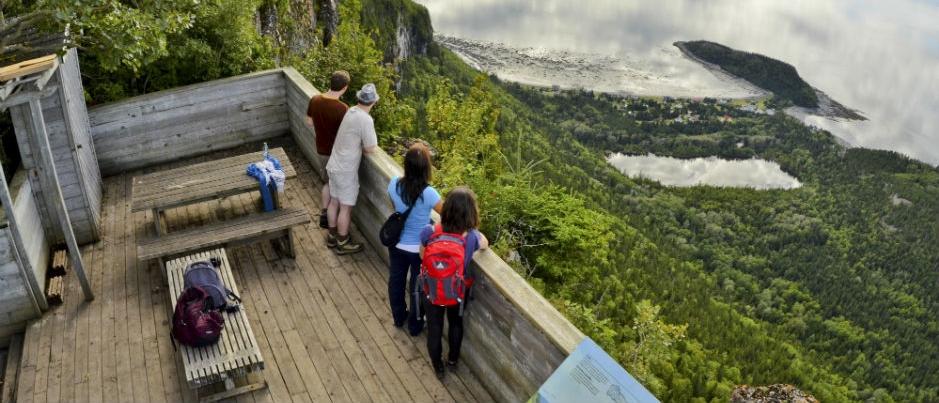 Où faire de la randonnée pédestre en Gaspésie et au Bas-Saint-Laurent