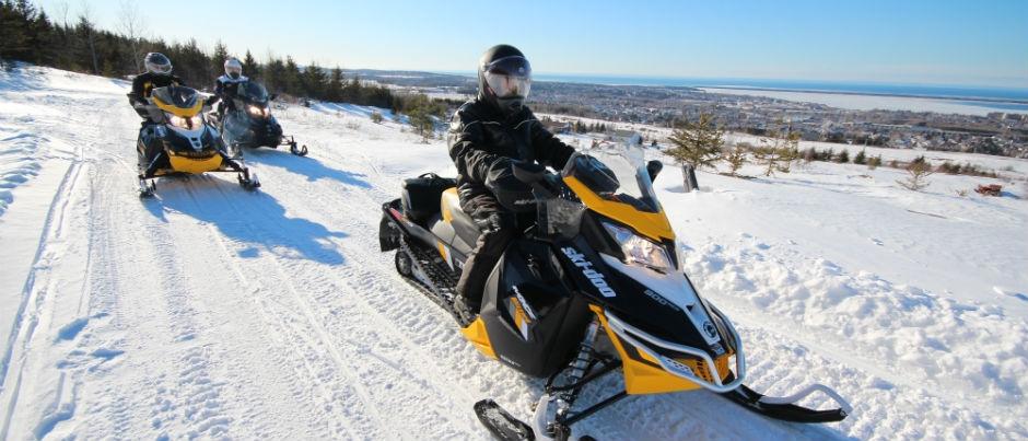 Bas-Saint-Laurent : 5 secteurs à voir en motoneige
