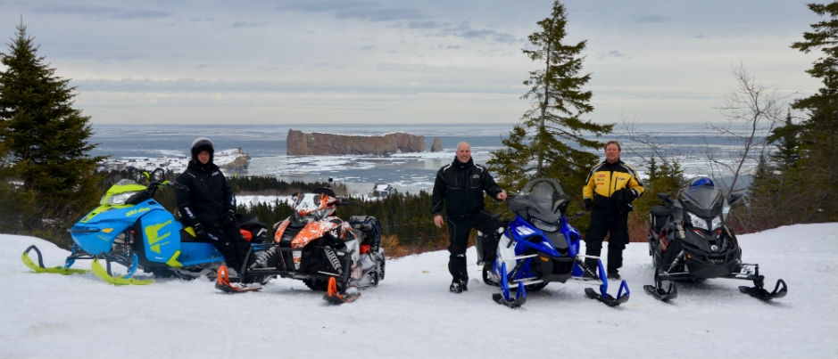 A Dream Snowmobile Trip in Photos!