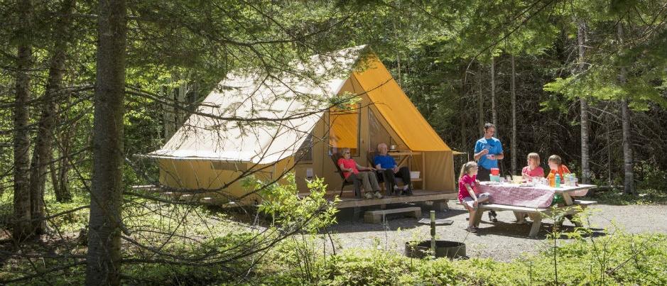 Dormir dans un parc national : un séjour unique en pleine nature