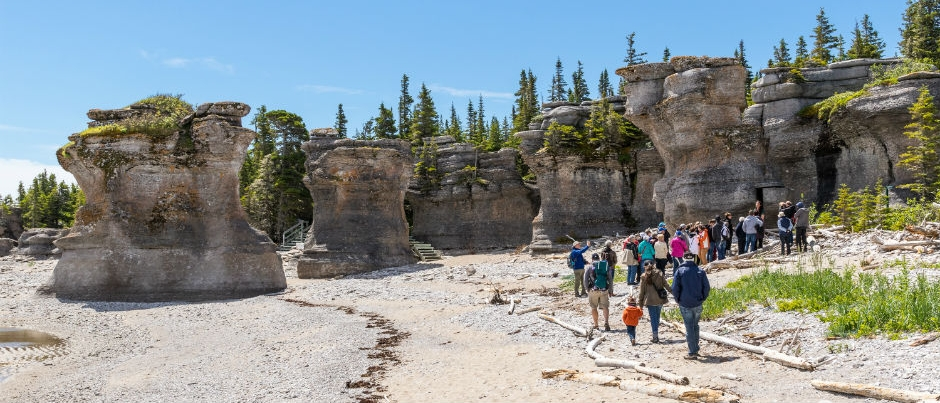 Top 3 : Vos photos des parcs nationaux et sites naturels sur Instagram