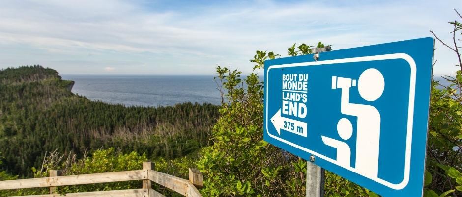 Le tour de la Gaspésie en 5 étapes - Étape 4 sur 5
