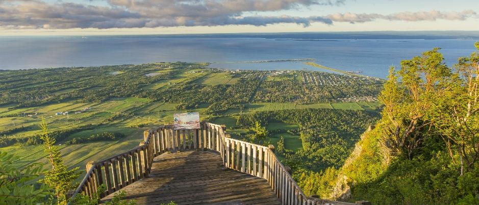 Le tour de la Gaspésie en 5 étapes - Étape 2 sur 5