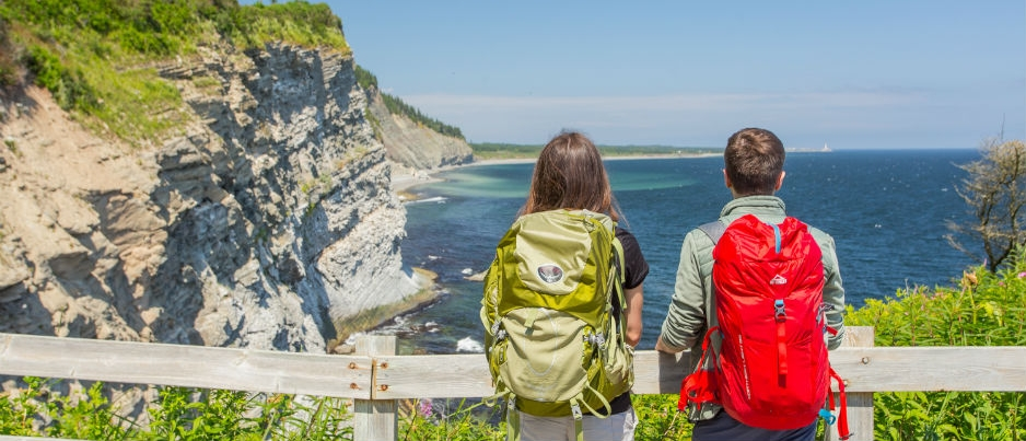 The Maritime Regions of Québec: A True Paradise for Hikers!