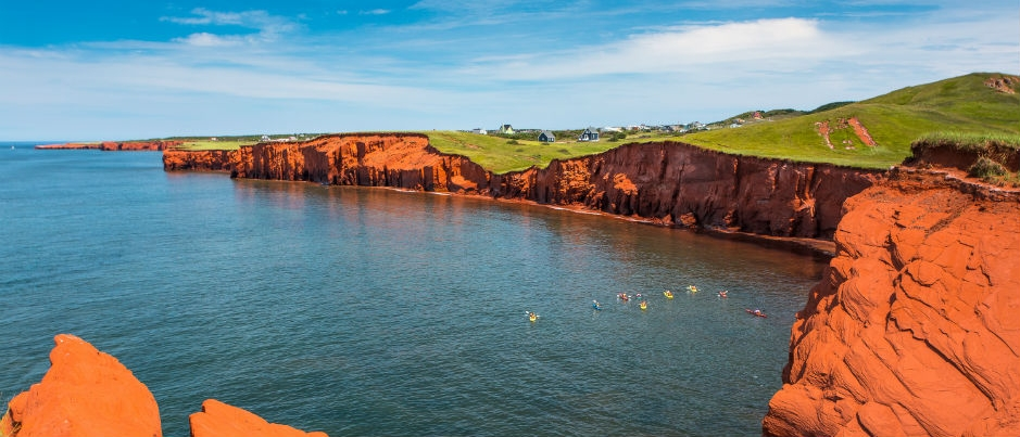 Îles de la Madeleine: Sea Activities for Everyone!