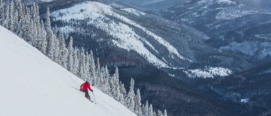 The Chic-Chocs: Eastern Canada's Paradise for Backcountry Skiers!