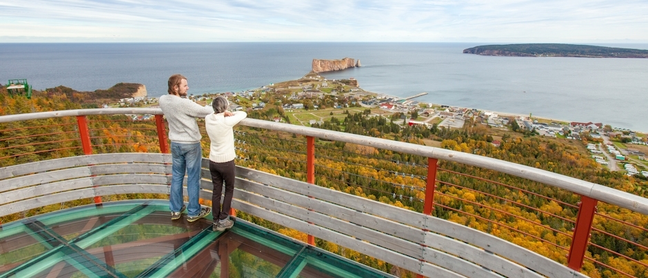 Fall Hikes in Eastern Québec: What Not to Miss