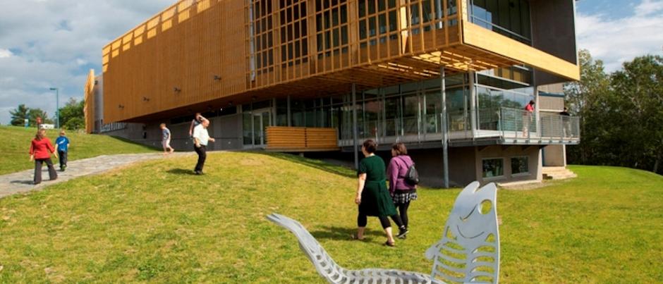 Mon escapade en Gaspésie : L'histoire de la péninsule en tête d'affiche au Musée de la Gaspésie