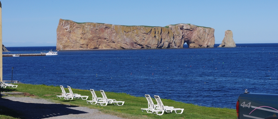48 Hours… in Percé