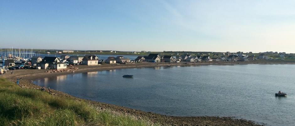 My First Visit to the Îles de la Madeleine