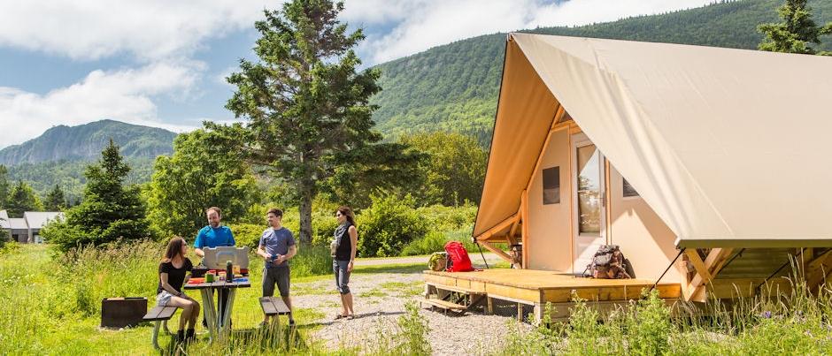 Discover Park Canada's oTENTik Tents!