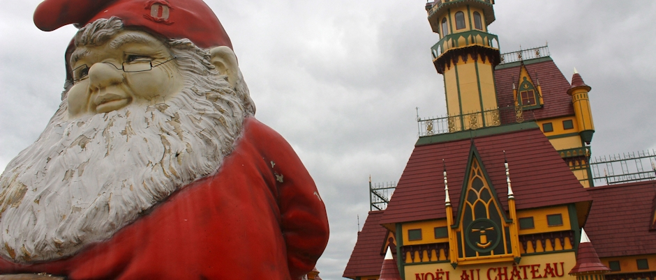 Visit Santa's Second Home in Rivière-du-Loup!