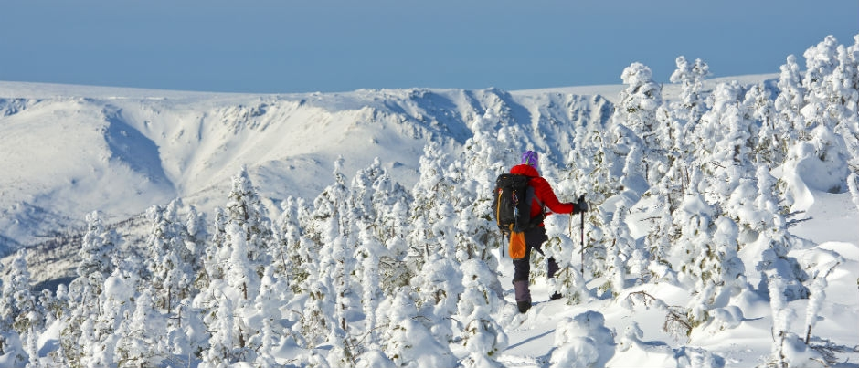 Winter Fun in the National Parks of Eastern Québec!