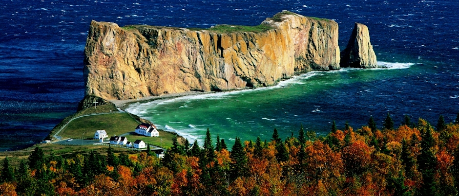 Get Ready for Fall, the Most Colourful Season in the Maritime Regions of Québec