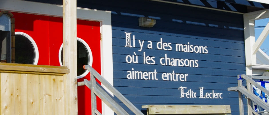 La culture en Gaspésie vue par… Alan Côté