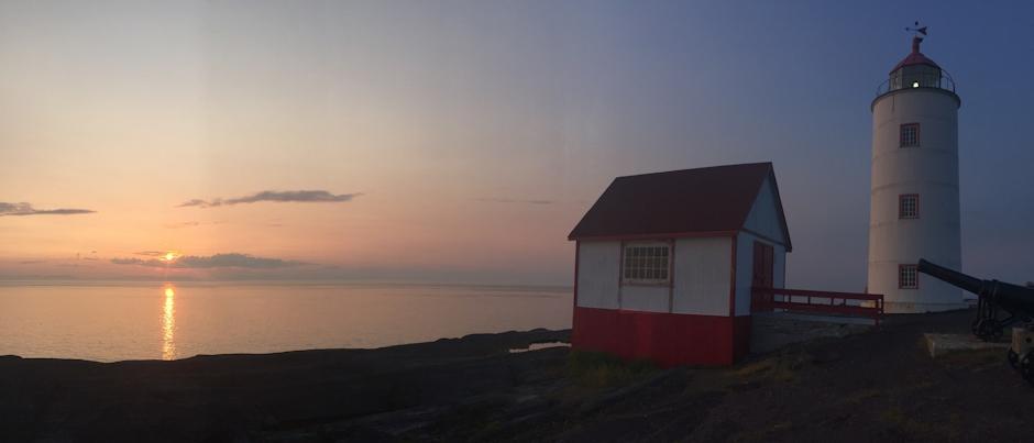D'île en île au travers du Québec maritime