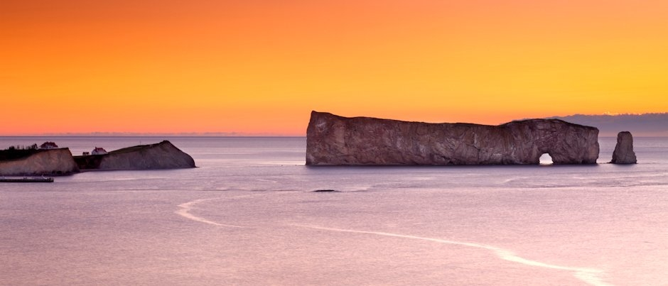 Did You Know Percé Rock Used to Have More Than One Hole?