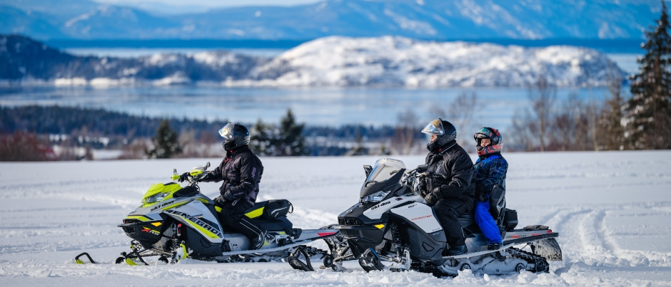 9 Places to Photograph During Your Next Snowmobile Trip
