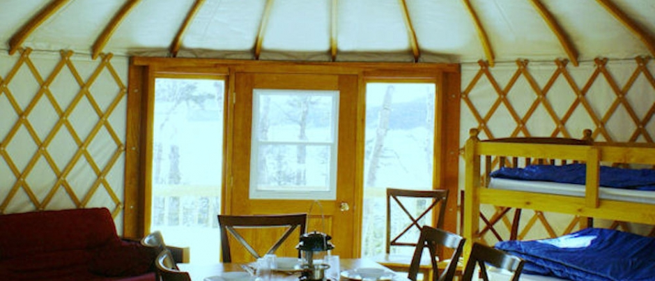 Unusual Lodging in the Maritime Regions of Québec: An Unforgettable Experience!