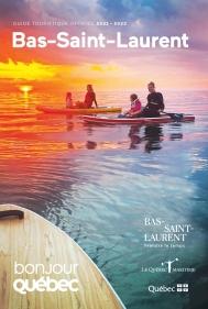 Guide touristique officiel du Bas-Saint-Laurent