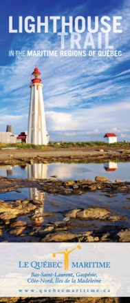 Travel guides: our brochures | Québec maritime on
