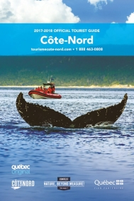 Côte-Nord Official Tourist Guide
