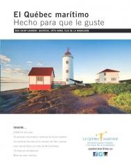 El Québec marítimo, Hecho para que le guste
