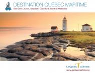 Destination Québec maritime