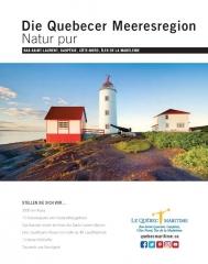 Die Quebecer Meeresregion, Natur pur