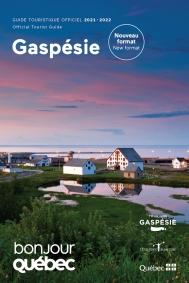 Gaspésie Official Tourist Guide