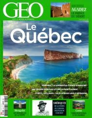 Le Québec de rives en îles