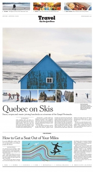 Quebec on Skis