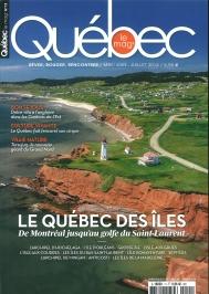 Le Québec des îles - De Montréal jusqu'au golfe du Saint-Laurent