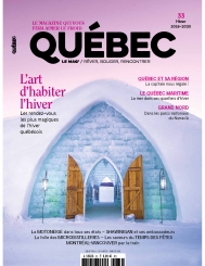Québec Le Mag' - Hiver 2019-2020