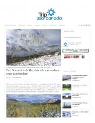Parc National de la Gaspésie - la nature dans toute sa splendeur