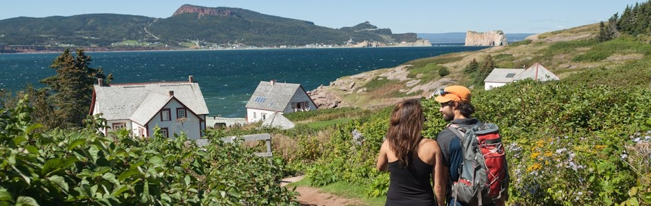 Chandler to Percé