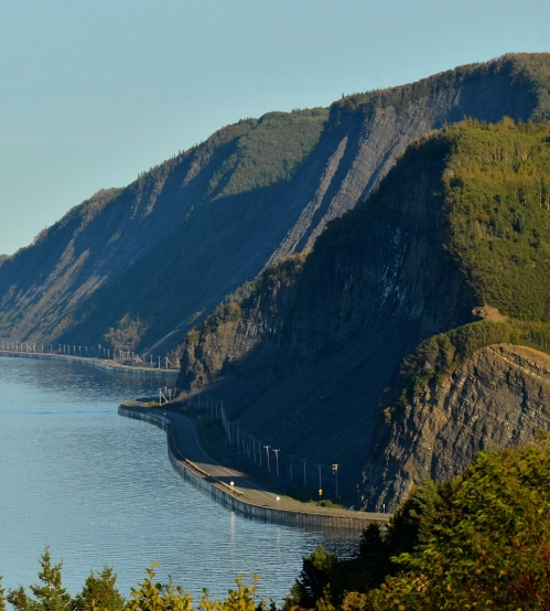 The Gaspésie Tour
