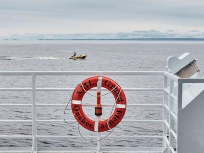 Passeport Croisière aux Baleines Passerelle VIP