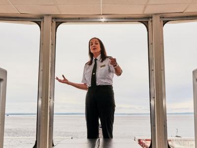 Passeport Croisière aux baleines Lounge VIP