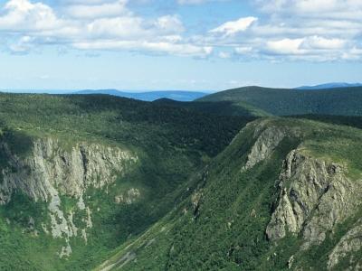 The Ridges Package (Parc national de la Gaspésie)